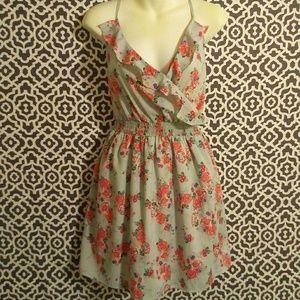 Bar ||| floral dress size medium